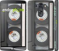 """Чехол на LG G3 dual D856 Кассета """"876c-56"""""""