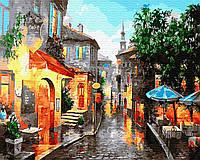 Картина по номерам Городской пейзаж (40 х 50 см), BrushMe (GX29452)