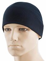 Зимняя тактическая шапка из толстого флиса цвет темно-синий 40012015