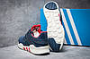 Кроссовки мужские 11992, Adidas  EQT ADV/91-16, темно-синие, < 43 > р. 43-27,5см. - Фото