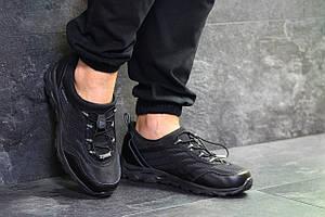 Мужские термо кроссовки Merrell,черные 43,46р