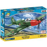 Конструктор Cobi Самолет BELL P-39Q Аэрокобра 250 деталей (5902251055479), фото 1