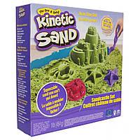 Набор для творчества KINETIC SAND Кинетический песок Wacky-tivities Замок из песка 454 г (71402G)