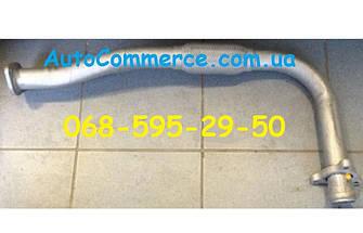 Труба приемная глушителя FAW 1041, 1031, 1047 Фав (V=3.2L), фото 3