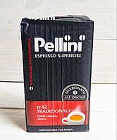 Кофе молотый Pellini espresso tradizionale n.42 250 гр. Италия, фото 1