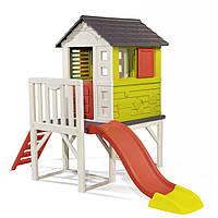 Игровой домик Smoby Домик на опорах Летний отдых (810800), фото 1