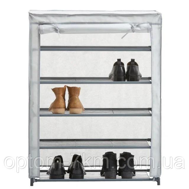 Стеллаж для хранения обуви Combination Shoe Frame 60X30X90  5 полок 3490VJ