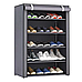 Стеллаж для хранения обуви Combination Shoe Frame 60X30X90  5 полок 3490VJ, фото 2