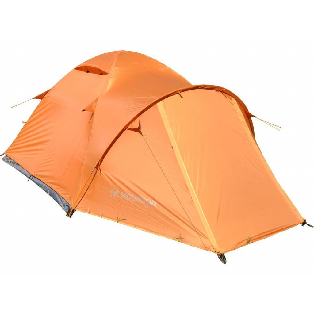 Палатка MOUSSON ATLANT 4 AL ORANGE (9197)