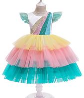 Плаття святкове дитяче Веселка мрій