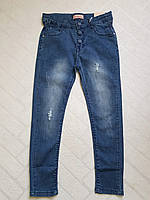 Джинсові штани Американки для дівчаток підлітків , Розміри 134-164 см .Фірма GRACE.Угорщина, фото 1