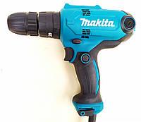 Сетевой ударный шуруповерт Makita HP0300
