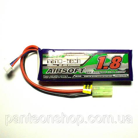 АКБ Turnigy LiPo 7.4v 1800mAh 20~40C, фото 2