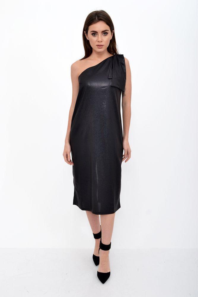 Платье женское цвет Черный размер 38