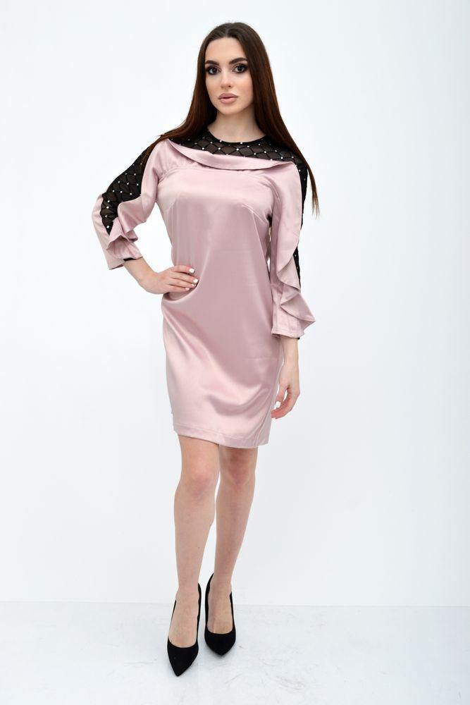 Платье женское цвет Розовый размер 36