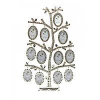 """Фоторамка """"Семейное  дерево"""" 12 фото29х18х5,5 см"""