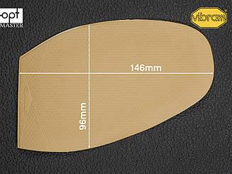 ANGERA (2336), р. 000, цв.бежевый leather (AF), профилактика формованная Vibram