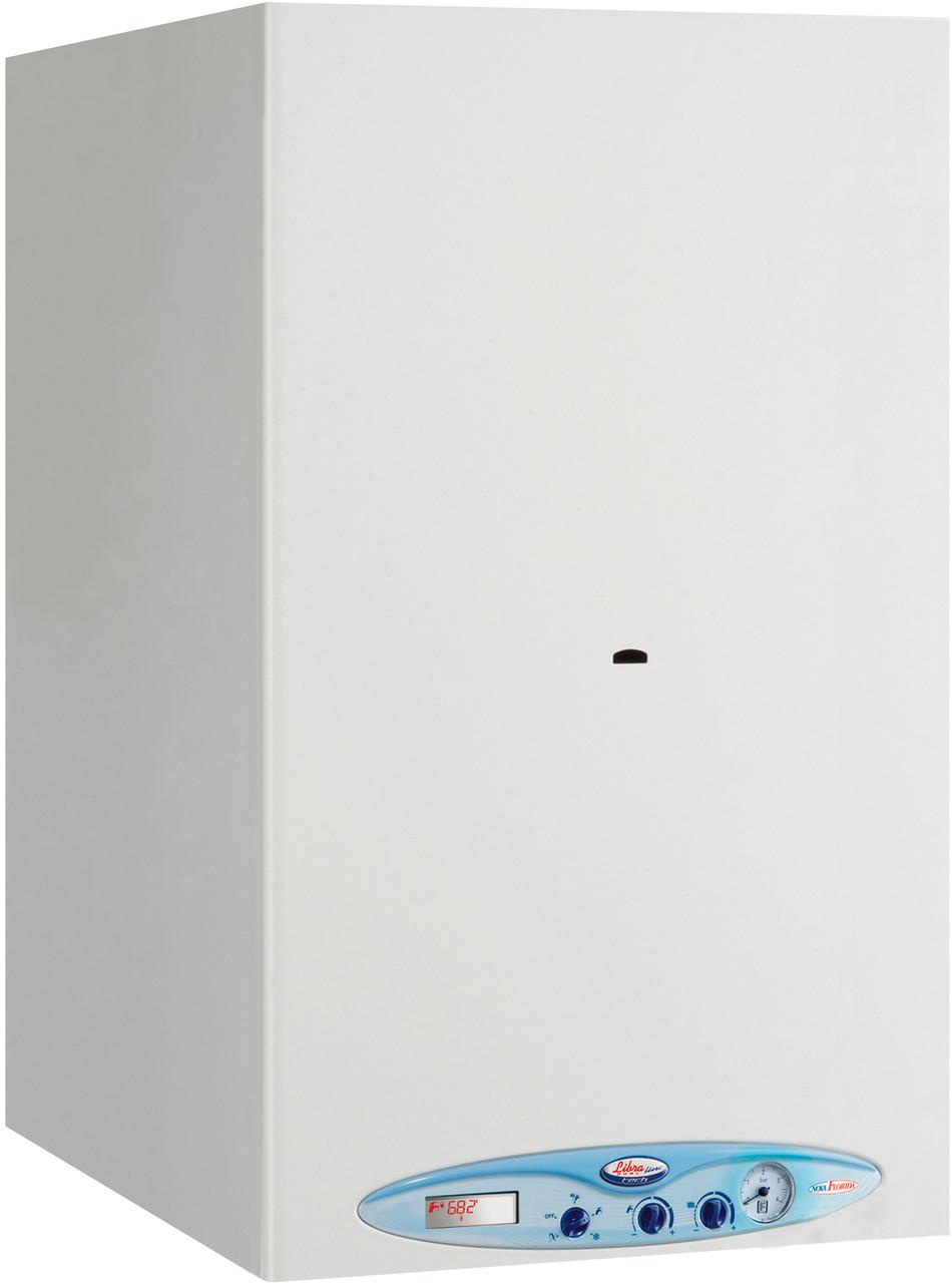 Nova Florida LIBRA  DUAL  LINE  TECH  BTFS  24  Котел газовый с бойлером 25 л  (турбо)  2-контурный