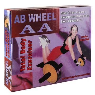 Ролик пресса 2колеса, AB Wheel. 85021, фото 2