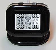 """Система контролю тиску в шинах ZIRY TPMS 1,4"""" ч/б 4-и колеса, зовнішні датчики, фото 1"""