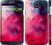 """Чехол на Samsung Galaxy S4 i9500 Мазки краски """"2716c-13"""""""