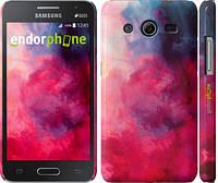 "Чехол на Samsung Galaxy Core 2 G355 Мазки краски ""2716c-75"""