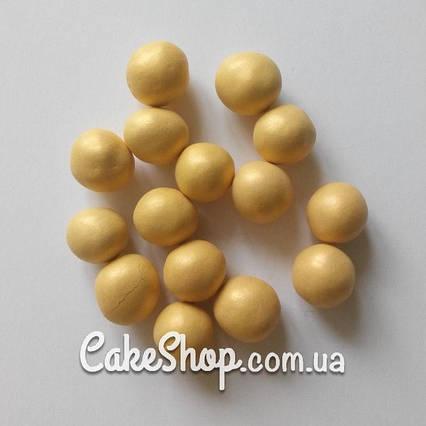 Воздушные шарики в шоколаде Золото, 50 г