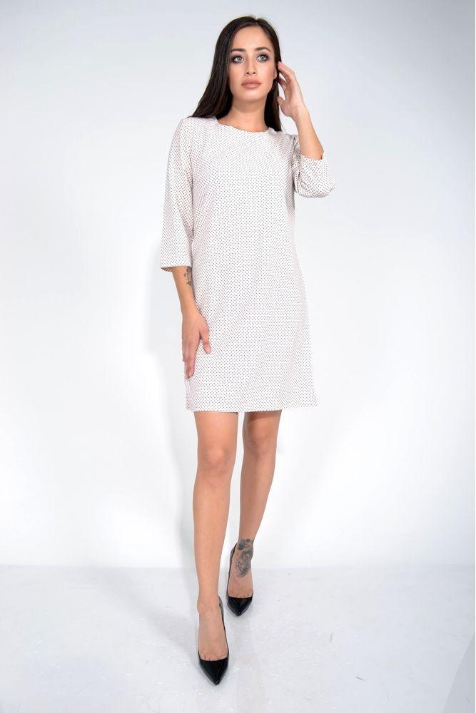 Платье цвет Молочный