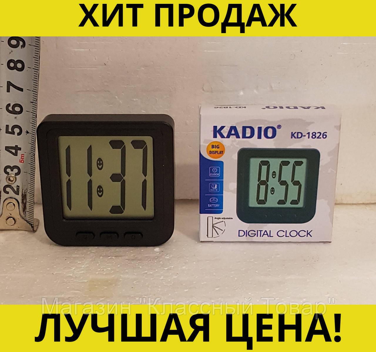 SALE! Часы KD 1826, Авто часы, Часы электронные в автомобиль. Часы с дисплеем