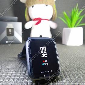 Смарт часы Xiaomi (Huami) Amazfit BIP +gps, Black Global
