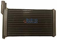 Радиатор печки ВАЗ 2108, 2109, 21099, 2113, 2114, 2115 медный 2х рядный (отопителя) (Иран)