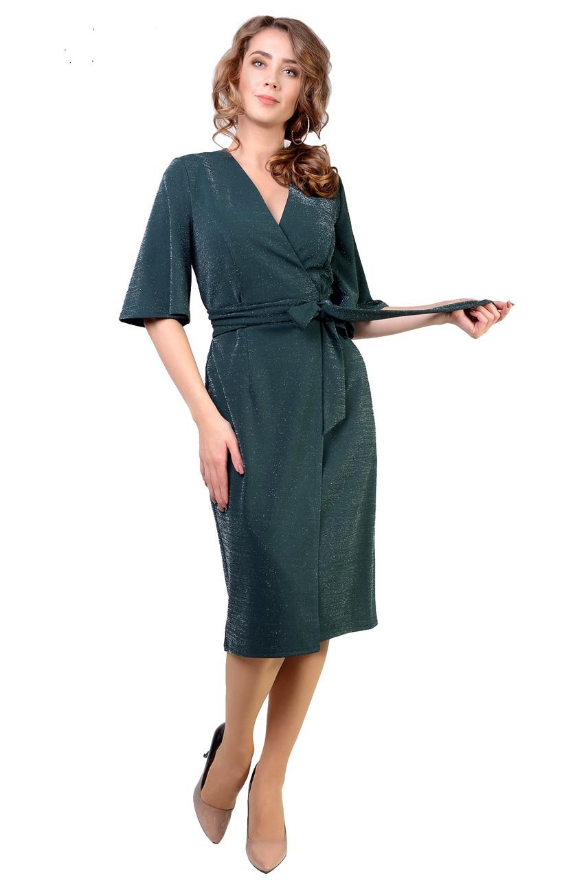 Шикарное женское платье большого размера