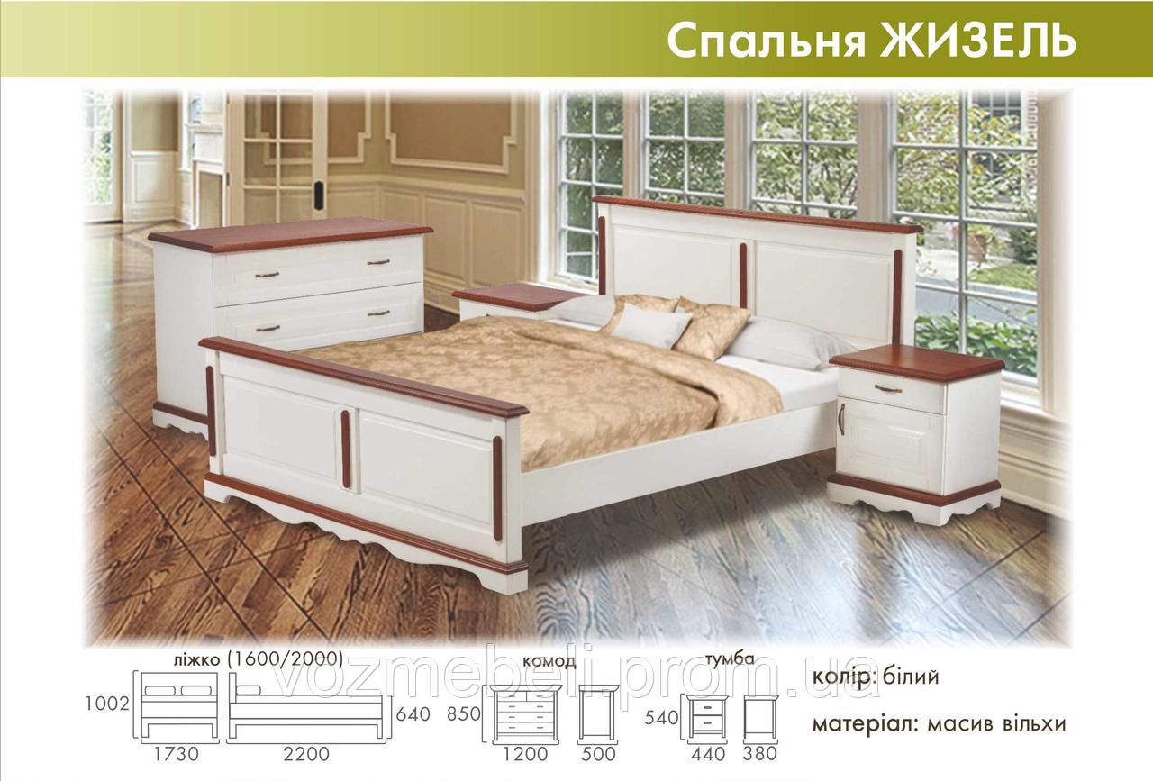 Кровать Жизель 180*200 RoomerIn