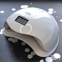 Лампа для маникюра SUN 5 UV+LED, 48 Вт White (белая)