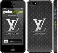 "Чехол на iPhone 5 Louis Vuitton 3 ""457c-18"""