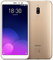 "Meizu M6t Gold 2/16 Gb, 5.7"", MT6750, 3G, 4G (Global)"