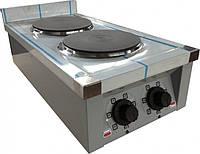 Плита электрическая кухонная ЭПК-2 Стандарт