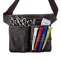 Поясная сумка чехол для  парикмахерских инструментов Mr Tiger
