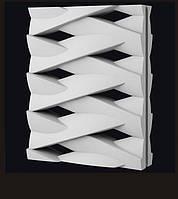 Гипсовые 3D перегородки Переплет, фото 1