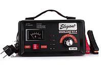 Пуско зарядний пристрій ELEGANT 101 405 (6-12v, пуск 55А)