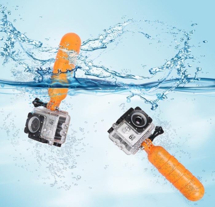 Плавающая ручка, поплавок для GoPro