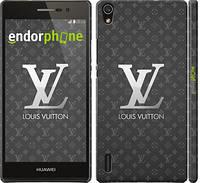 "Чехол на Huawei Ascend P7 Louis Vuitton 3 ""457c-49"""