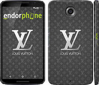 "Чехол на Motorola Nexus 6 Louis Vuitton 3 ""457c-67"""
