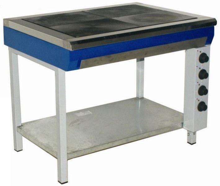 Плита электрическая кухонная ЭПК-4м Стандарт