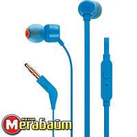 Гарнитура JBL T110 Blue