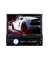 """Магнитола для авто Мультимедийный центр с GPS 1 DIN Digital DCA-B730 Bluetooth (мотор. экран 7"""", navi), фото 1"""