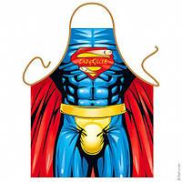 Подарочный фартук — супермен