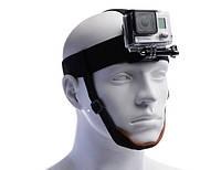 Крепление на голову с фиксацией на подбородке (Head Strap mount), фото 1
