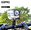 Крепление для GoPro(крепление на велосипед, на трубу) 360° для GoPro