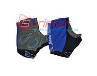 Перчатки для занятий фитнесом и езды на велосипеде.L
